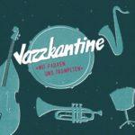 Mit Pauken und Trompeten von Jazzkantine