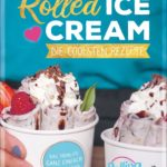 Rolled Ice Cream - Die coolsten Rezepte