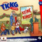013/Das verpfuschte Gemälde von TKKG Junior