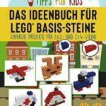 Tipps für Kids: Das Ideenbuch für LEGO® Basis-Steine