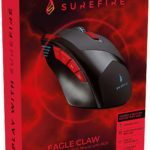 SureFire Eagle Claw 9-Button Gaming Maus